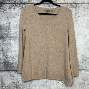 Vince // Wool and Cashmere Blend Sweater